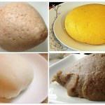 Comparing the Calories of Different Swallows (eba, fufu, semo, amala, starch and Pounded yam)