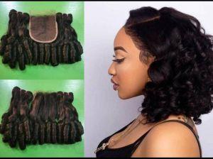 Hair extensions in Nigeria