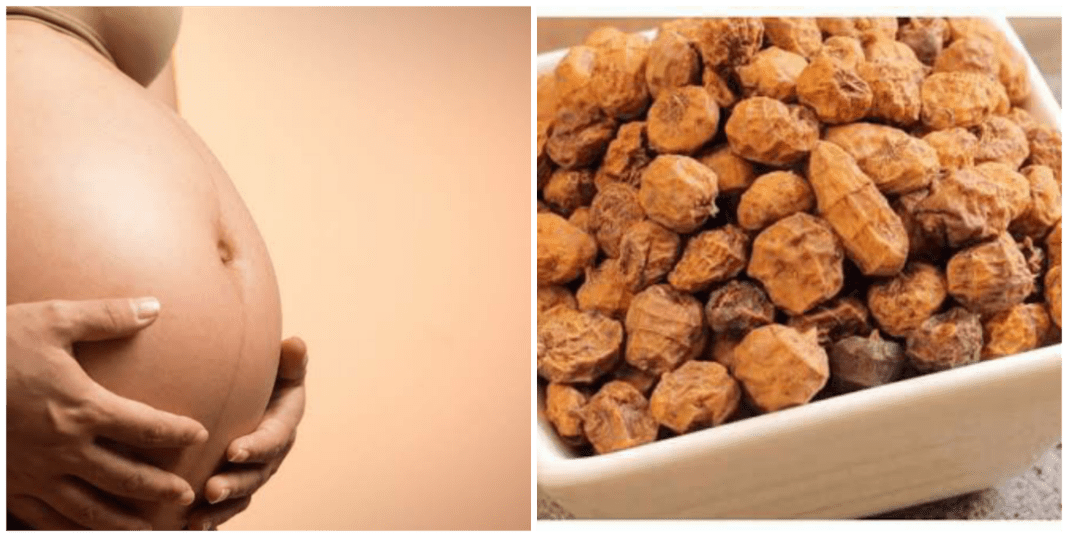 Health Benefits of tiger nuts in pregnancy (Tiger nuts and female fertility)