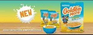 Golden morn health benefits