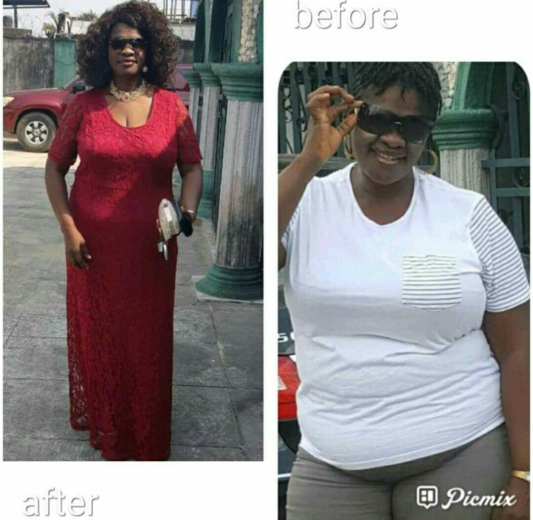 How do I lose weight using Nigerian diet and little exercise