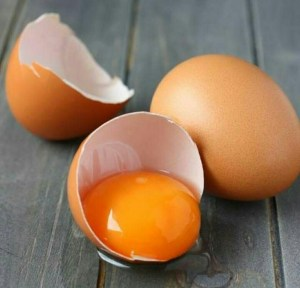 How many raw eggs can abort pregnancy