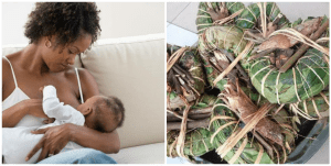 Is Aju Mbaise good for nursing mothers?