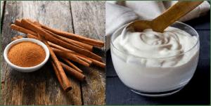 Plain yogurt and cinnamon benefits for females sexually
