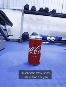 10 Reasons Why Coca-Cola is bad for you