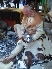 Leather maker