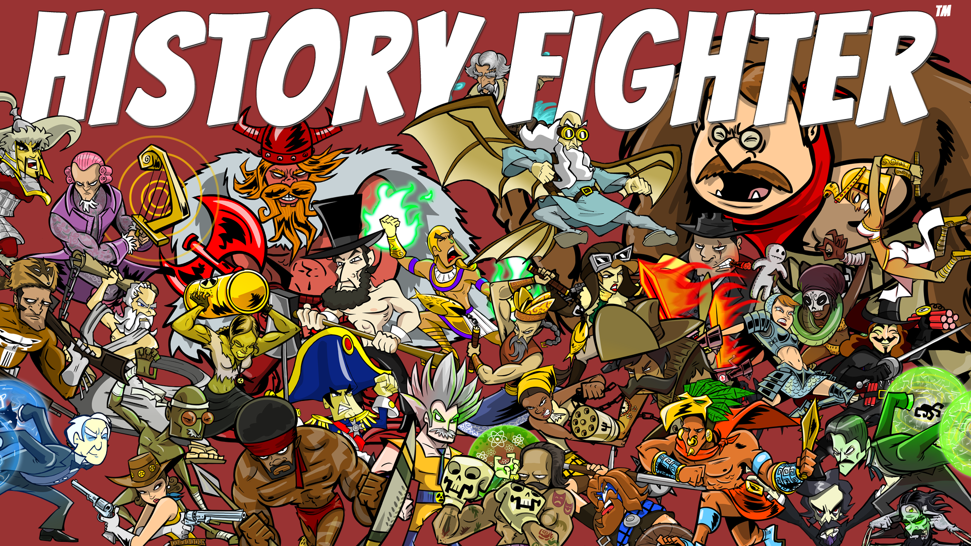 Coming Soon History Fighter By Headrush Games And Ice Cap