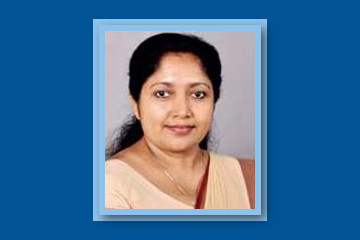 Pushpa Ranasinghe NIMH Sri Lanka