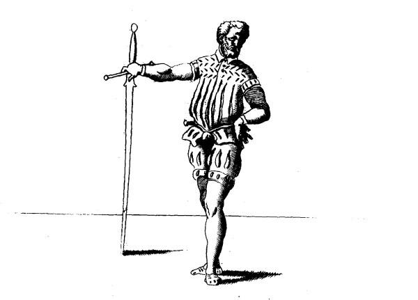 Guardia di piede, Aggripa