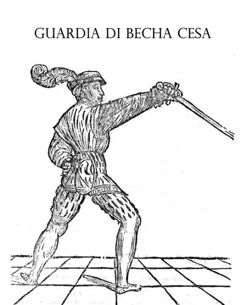 guardia di becha cesa