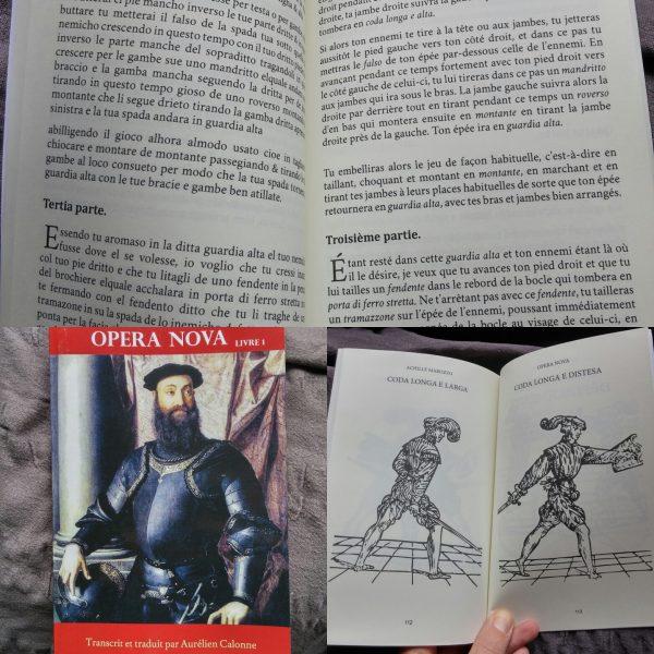 Intérieur de l'Opera Nova
