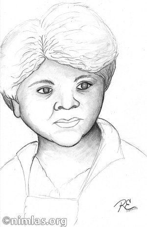 Daily Creativity: Ida B Wells - International Women's Day