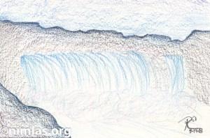 Daily Creativity: Niagara Falls in my memory