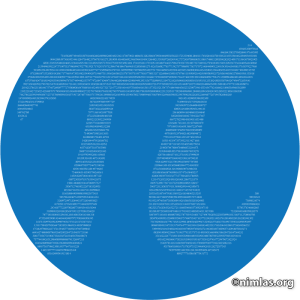 Daily Creativity: Pi Day 2017