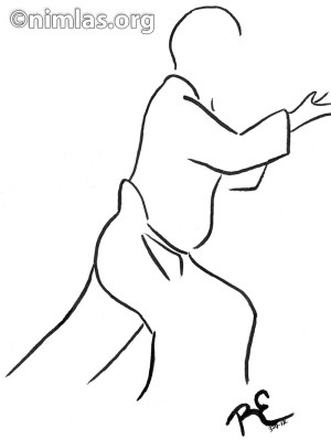 Daily Creativity: Tai No Henko Ichi - Cross Step and Body Change
