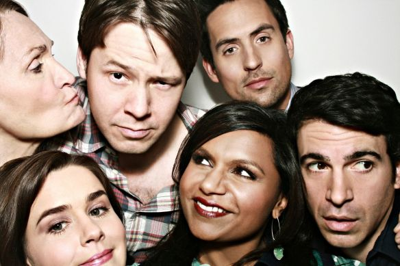 Nutty Bites: The Mindy Project – Dinner and a Movie – Dog Days of Podcasting 2017