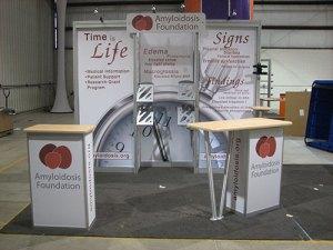 modular trade show display exhibit