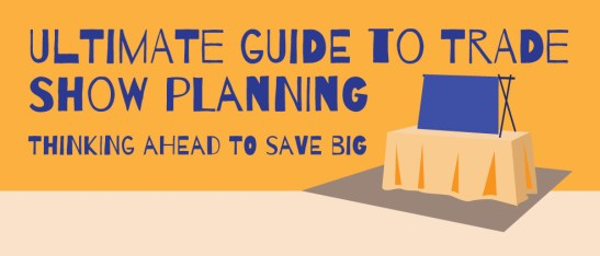 trade show budgeting and planning resource