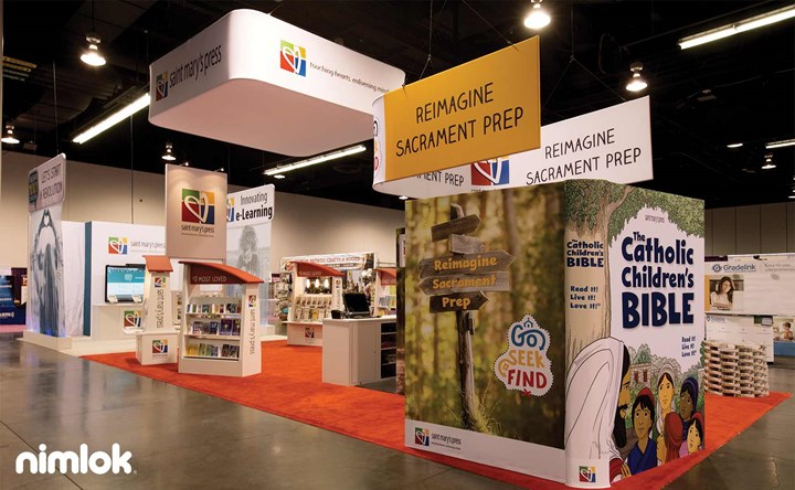 Trade Show Product Displays and Marketing Goals