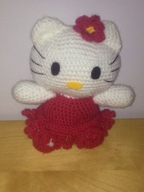 Hello Kitty by Sophie Lunn