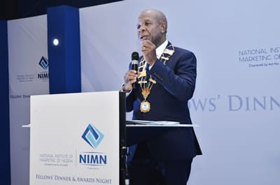 Welcome Address at the 2019 Annual Marketing Conference of National Institute of Marketing of Nigeria (NIMN) by Mr. Tony Agenmonmen, fnimn President & Chairman of Council