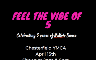 NiMoli Presents: Feel the Vibe of 5!!!