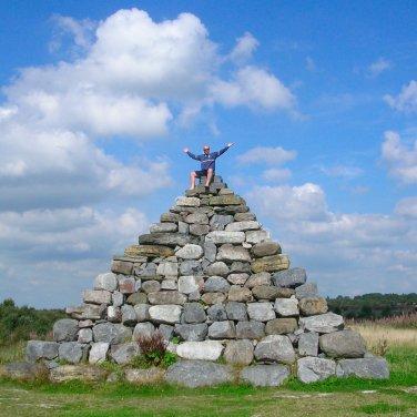 """""""Körfez Piramidi"""" - İrlanda"""