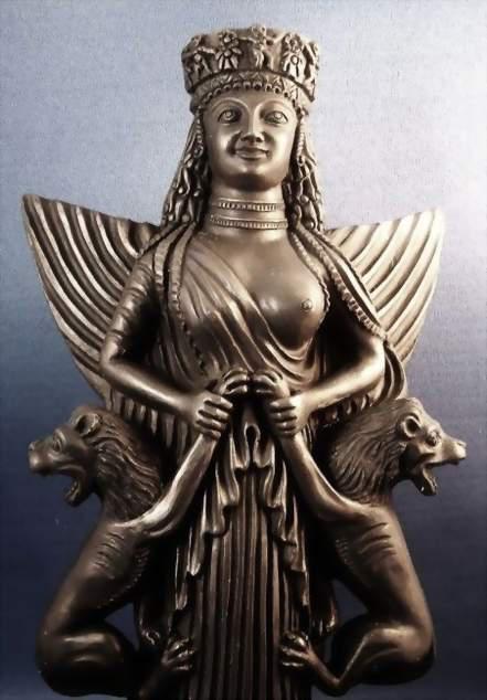 آناهیتا، الهه آب