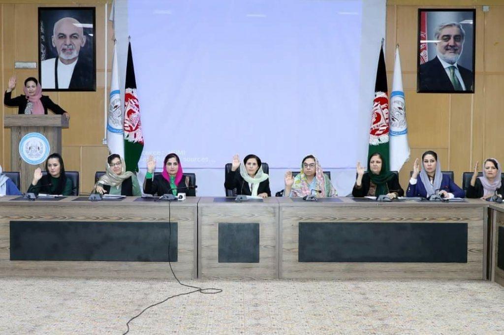 نشست صدای واحد زنان در سیاست گذاری های صلح