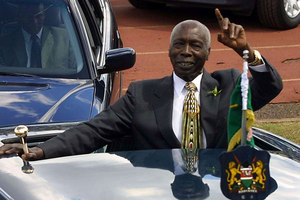 The looting of Kenya under President Moi