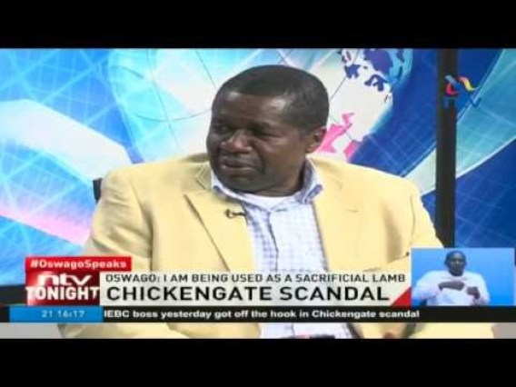 The Chickengate scandal