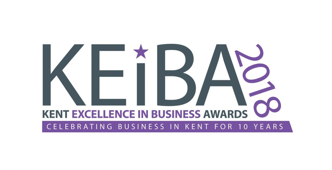 Official KEiBA Awards Finalist Logo