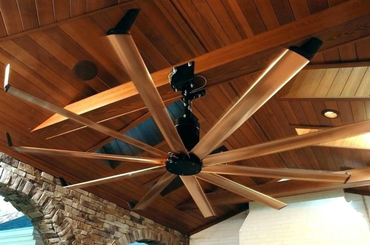 10 different types of ceiling fans to