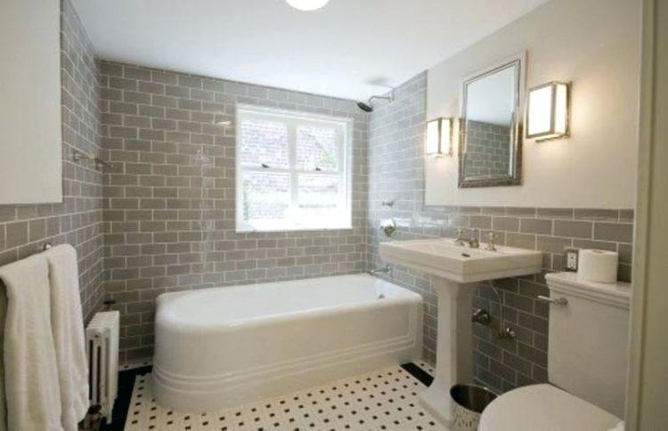 20 beautiful subway tile bathroom ideas