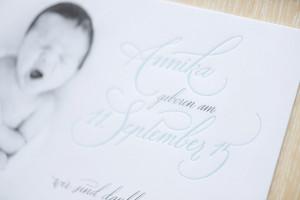 Geburtskarten design on paper Nina Wüthrich Photography 03