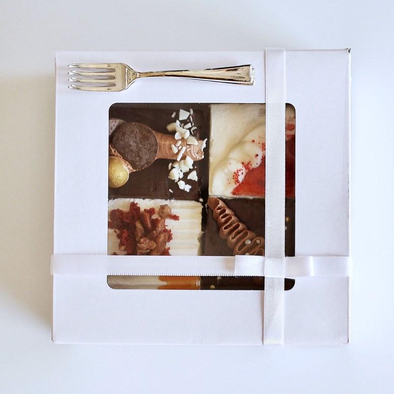 cake tasting box dallas texas