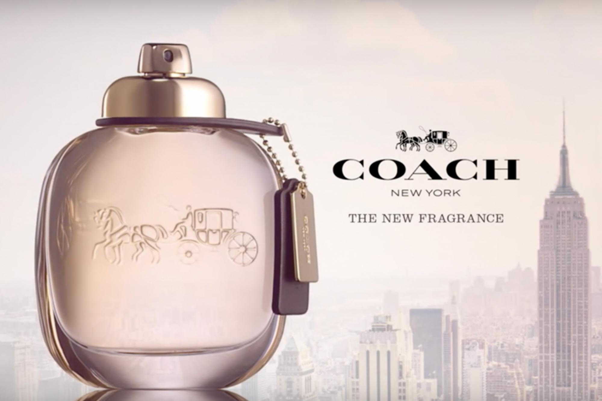 Coach New York — The New Fragrance