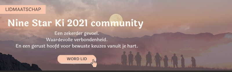 lidmaatschap, Nine Star Ki community