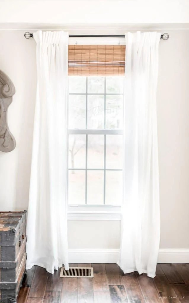 Stylish Budget Window Treatments Light Drapes With