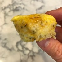Cheesy Cauliflower Bites