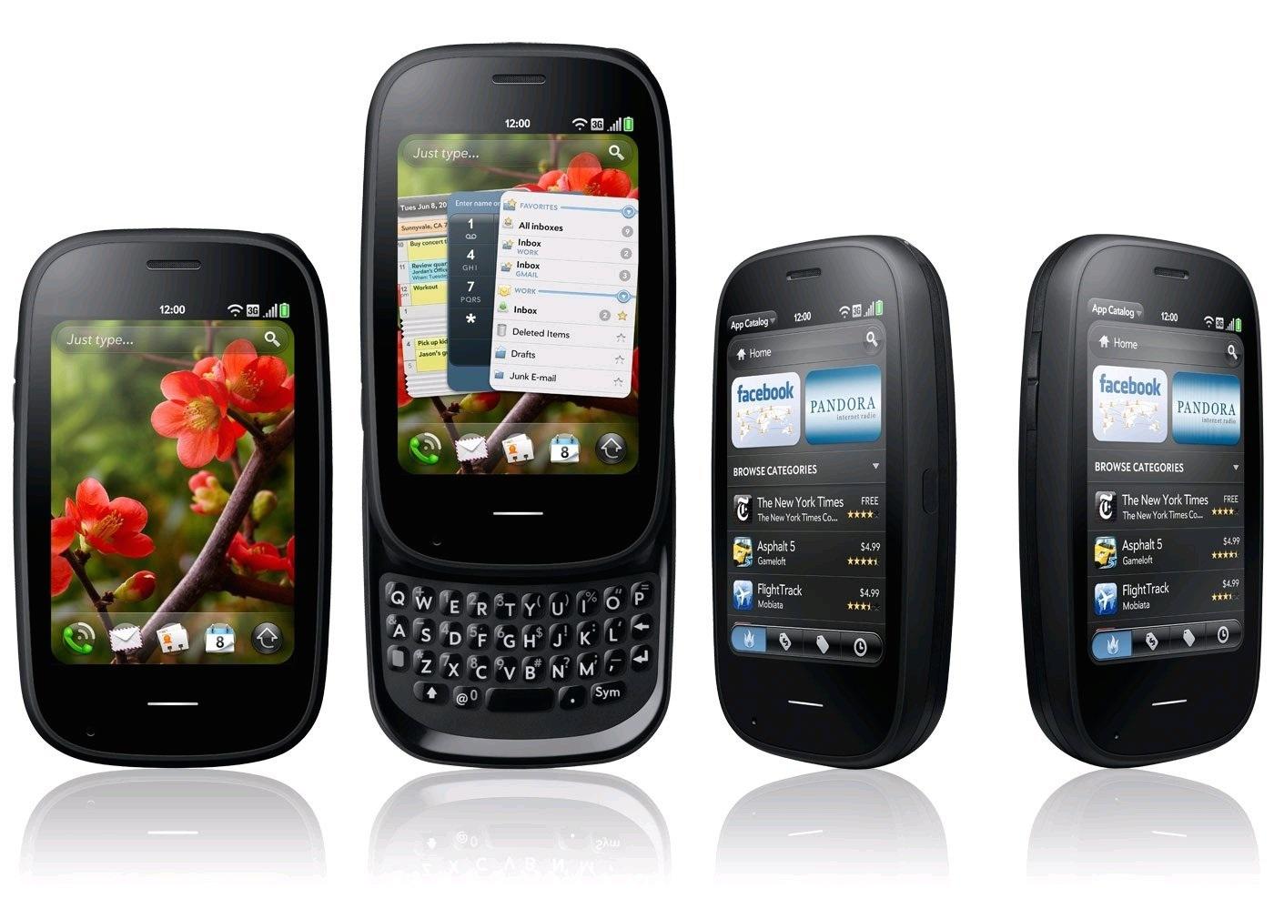 HP Palm Smartphones: Palm Pre 2 and Palm Pre 3