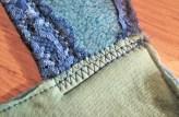 DIY: Fleece-Hausschuhe