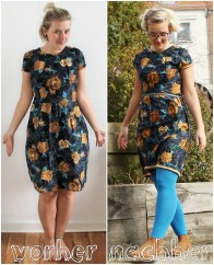 Refashion: Etuikleid - Thrifty Throwback Thursday