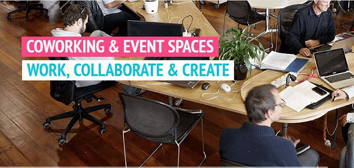 melbourne coworking spaces