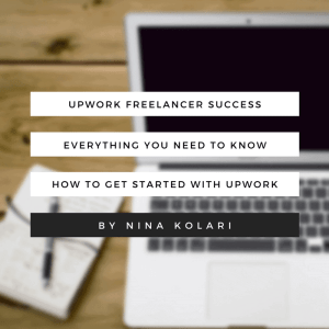 upwork freelance success