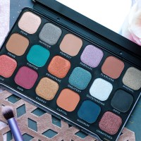 MAKEUP REVOLUTION: FOREVER FLAWLESS OPTIMUM PALETTE REVIEW, SWATCHES & PHOTOS