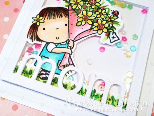 For Mom Shaker Card_2