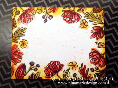 Thankful Leaves Envelope Art_1