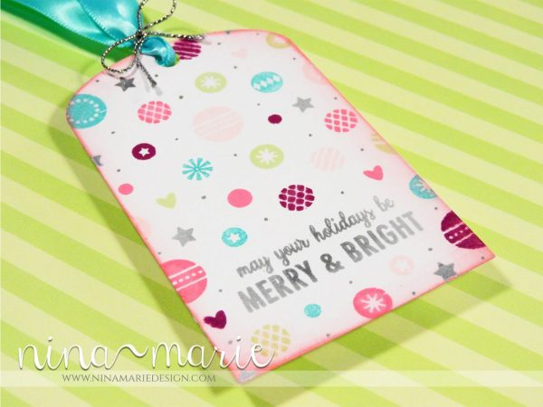 25 Tags of Christmas with Neat & Tangled_5