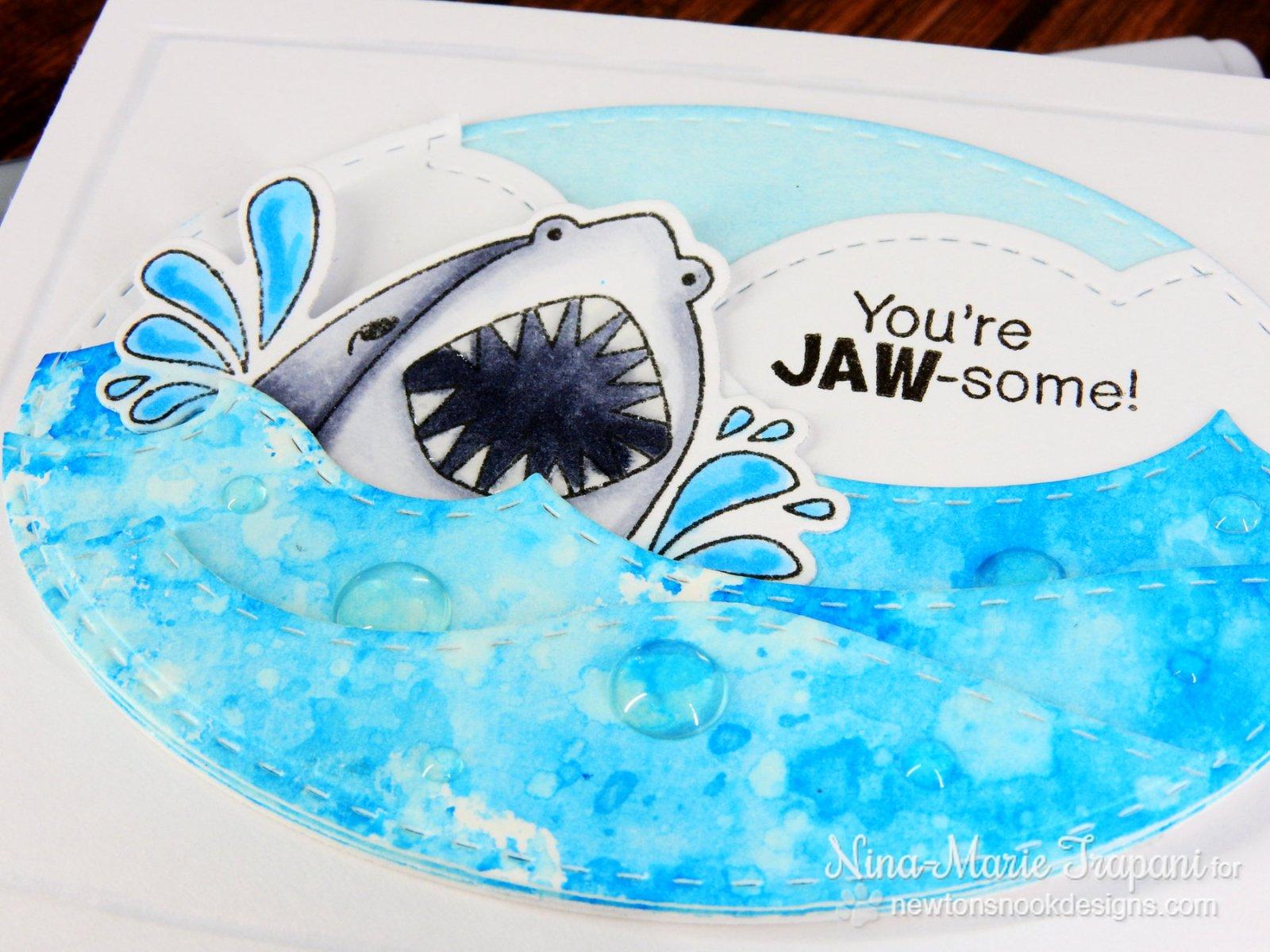 Creating Water + Shark Week_4